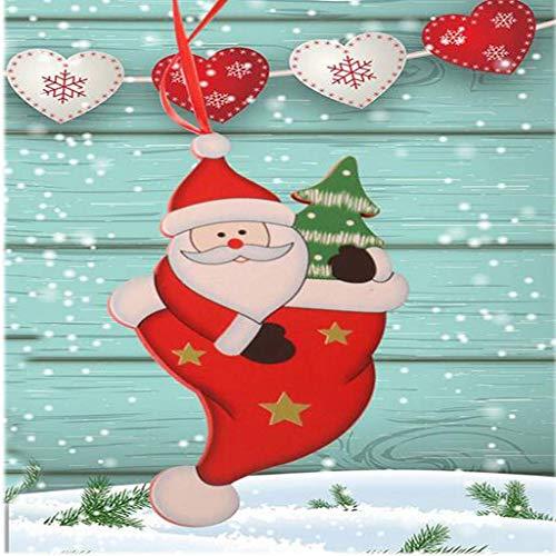Xiongz Organizador organizador de bolas de árbol de Navidad, decoración de fiestas, fiestas familiares, vacaciones, bolas de tejer y cajas de regalo para niños (color: A)