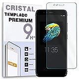 REY Protector de Pantalla para Lenovo S5, Cristal Vidrio Templado Premium