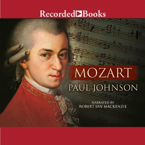 Mozart audiobook cover art