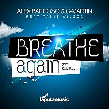 Breathe Again (2011 Remixes)