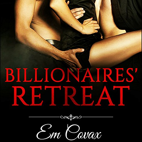 Billionaires Retreat audiobook cover art