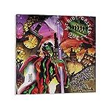 Hiphop Rapper A Tribe Called Quest, Kunst-Poster,