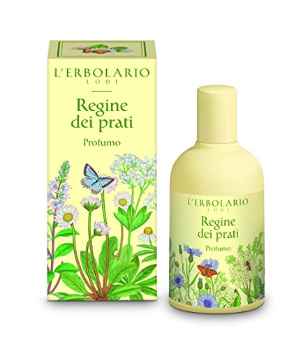 L'Erbolario Regine Dei Prati Eau de Parfum, 1er Pack (1 x 50 ml)