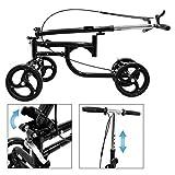 caratteristiche ecd germany deambulatore ginocchio scooter