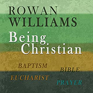 Being Christian audiobook cover art