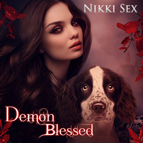 Demon Blessed audiobook cover art