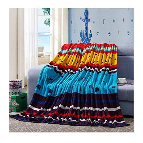 ZXL deken werft microfiber deken vaste deken sofa deken slaapkamer plafond conditionering plafond Raschel Single Double 1,5/1,8/2 M plafond FenPING (kleur: C, maat: 180 * 200 cm)