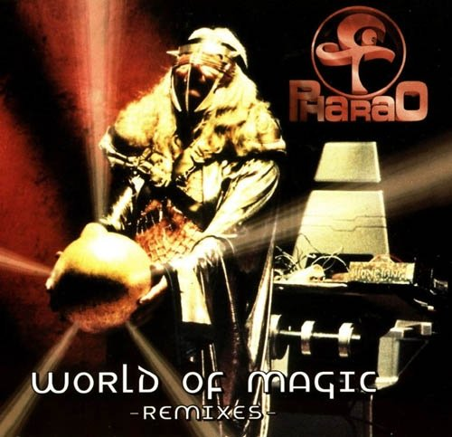 Pharao - World Of Magic (Remixes) - Dance Pool - DAN 661363 8