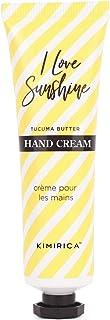 Kimirica I Love Sunshine Tucuma Butter Hand Cream, 100% Vegan & Paraben Free, (30ml)