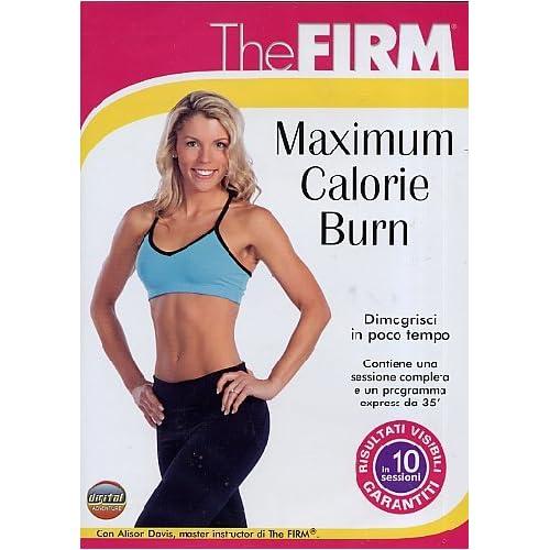 Maximum Calorie Burn (The Firm)