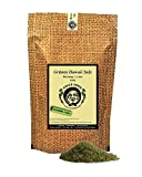 Uncle Spice Hawaii Salz grün - 250g grünes Hawaiisalz - Premiumqualität - grünes Meersalz aus Hawaii - Bamboo Jade Salt - Ideal zur Dekoration
