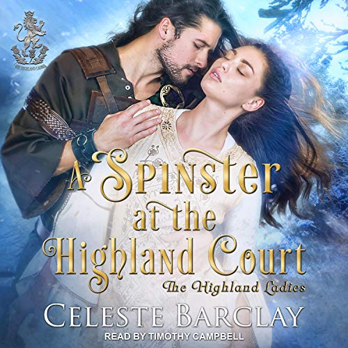 Couverture de A Spinster at the Highland Court