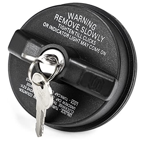 Locking Gas Cap,Lock Fuel Cap For...