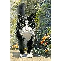 ペット猫ジグソーかわいい子猫パズル300、500、1000ピースかわいい動物パズル-猫愛好家のための特別な贈り物-品質の親子おもちゃ (Size : 300PCS)