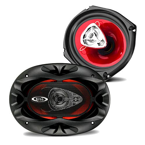 Boss Audio CH6930 Chaos Exxtreme 400W, 3 way 6' x 9' Full Range Speakers