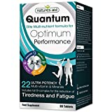 Natures Aid Quantum Super Strength Multi Vitamin Tablets - Pack of 30 Tablets by NAVX2