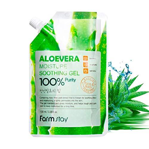 Mascarilla Facial Aloe marca Universo en Linea