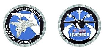 Eglin Air Force Base F-35 Challenge Coin
