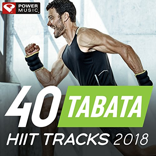 40 Tabata Hiit Tracks 2018 (20 Sec Work and 10 Sec Rest Cycles with Vocal Cues)