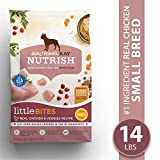 Rachael Ray Nutrish Little Bites Small Breed Natural Premium Dry Dog...