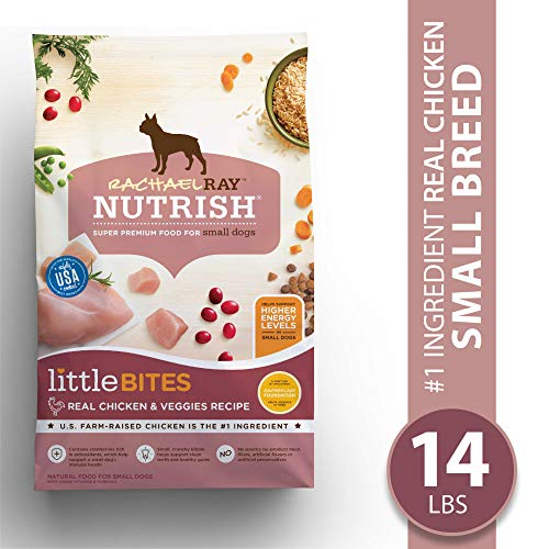 Rachael Ray Nutrish Little Bites Small Breed...
