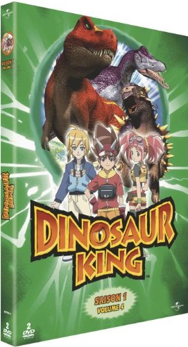Dinosaur King-Saison 1-Volume 4
