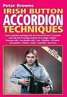Irish Button Accordion Techniques [DVD] [Import]