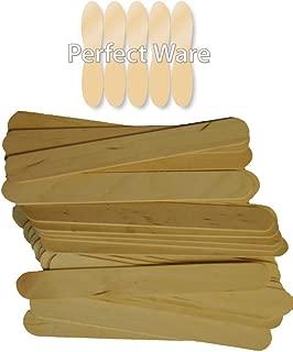 Perfectware PW Craft Jumbo -500ct Jumbo Craft Sticks, 6