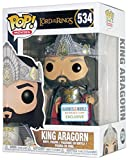 Figure Pop El Señor de los Anillos Aragorn Exclusive      RN