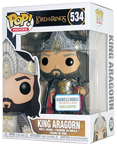Funko POP! El Señor de los Anillos: Aragorn