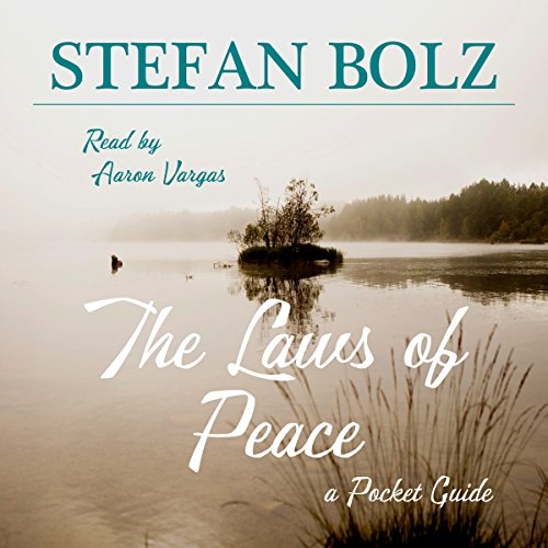 The Laws of Peace audiobook cover art