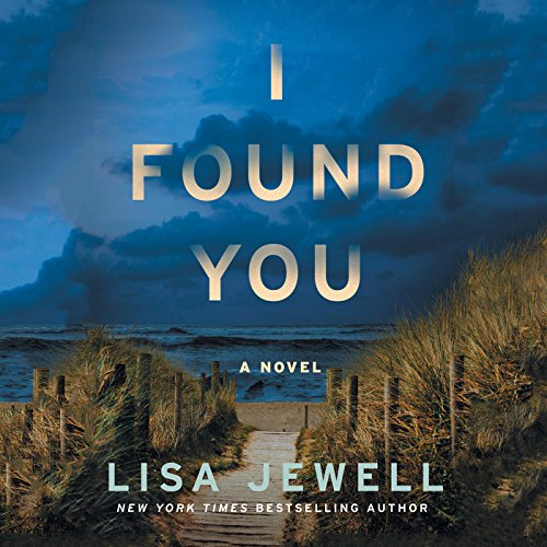 I Found You audiobook cover art