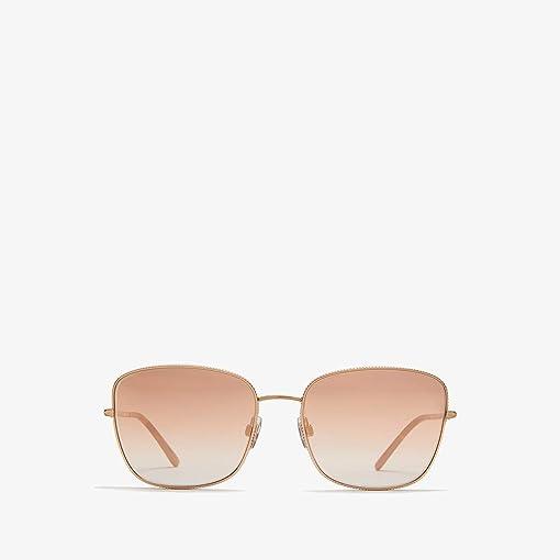 Rose Gold/Gradient Pink Mirror