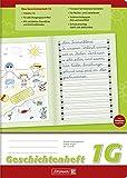 Brunnen 1044991 - Cuaderno de historias (A4, 16 hojas, línea 1G)...