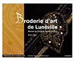 Broderie d'art de Lunéville - Manuel de broderie Haute Couture de Bruno Faure