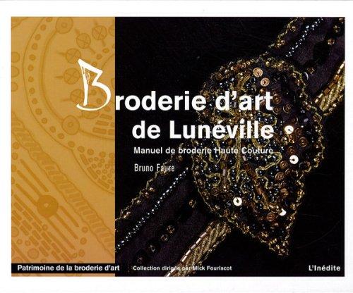 Broderie d'art de Lunéville