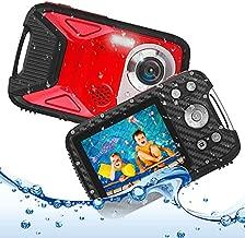 Underwater Camera for Kids, Waterproof Digital Camera, Heegomn 2.8