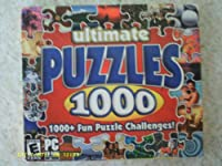 Ultimate Puzzles 1000 (Jewel Case) (輸入版)