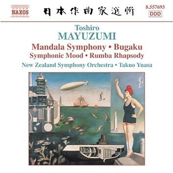 Mayuzumi: Bugaku / Mandala Symphony / Rumba Rhapsody