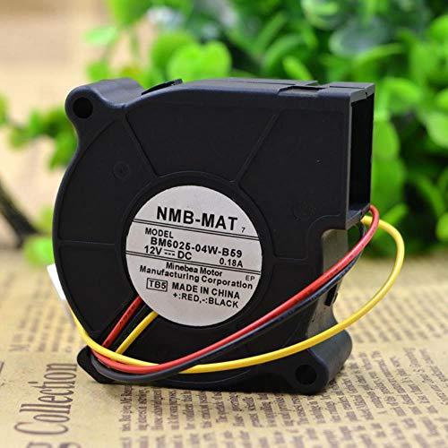 Fantastic Deal! for NMB 6025 DC12V 0.24A 0.18a BM6025-04W-B59 Projector Turbofan