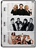 Pack: Wang + Smith + Tarantino/Rodríguez (Smoke + Clerks + Four Rooms) [DVD]