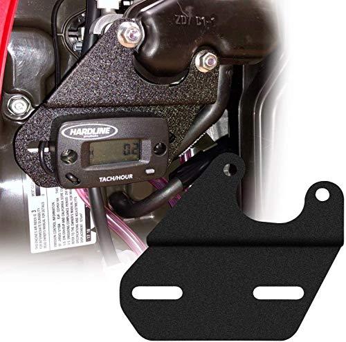 Universal Tach Hour Meter Mounting Bracket Fit for EU1000i EU2000i EU2200i Honda Generator