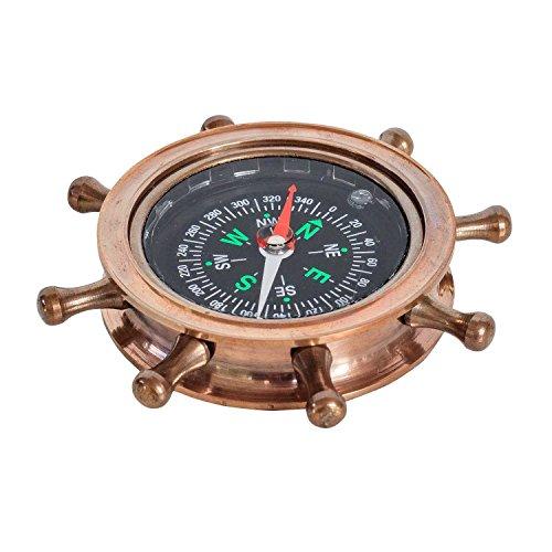 compas antiguo de navegacion