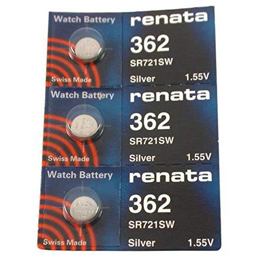 # 362Renata Uhren Batterien 3