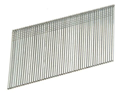 Dewalt DT9900-QZ Nägel 2500 Stück Stauchkopf verzinkt 20° 1,6 x 32 mm für DC610, DC618, Edelstahl