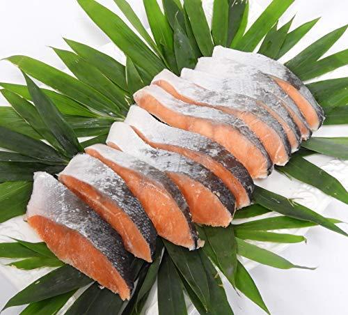 銀鮭 大判切身 90g×10枚 冷凍 チリ産養殖【入り数2】