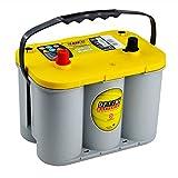Optima YTS 4.2 AGM Batterie de Cycle Profond - 12V 55Ah 765CCA - 2 Ans de Garantie - Y TS 4.2 / YTS4.2