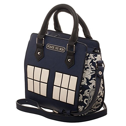 Doctor Who Tardis Police Box Juniors Mini Brief Handbag