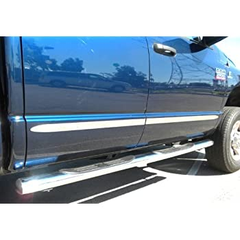 2002-2008 Dodge Ram 1500 4dr Chrome Door Handle Cover Trim