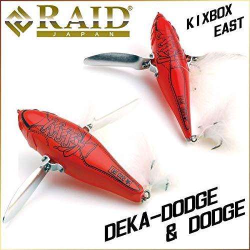レイドジャパン ダッジ&デカダッジ RAID JAPAN KIX BOX-EAST